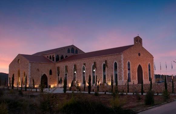 Estructura – Abadía de Jábaga