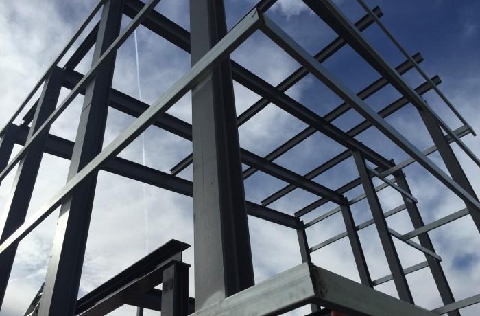 Estructura 3 plantas – FRIVALL
