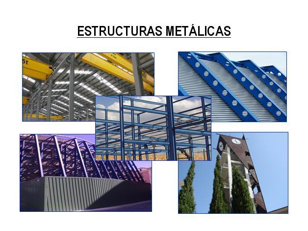 MENU PRODUCTOS ESTRUCTURAS METALICAS