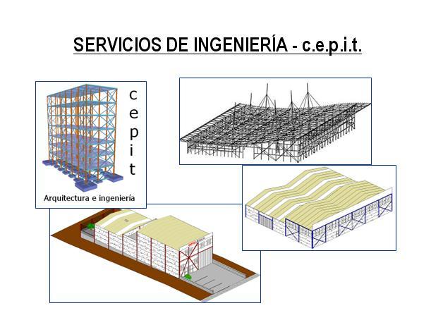 MENU PRODUCTOS SERVICIO DE INGENIERIA