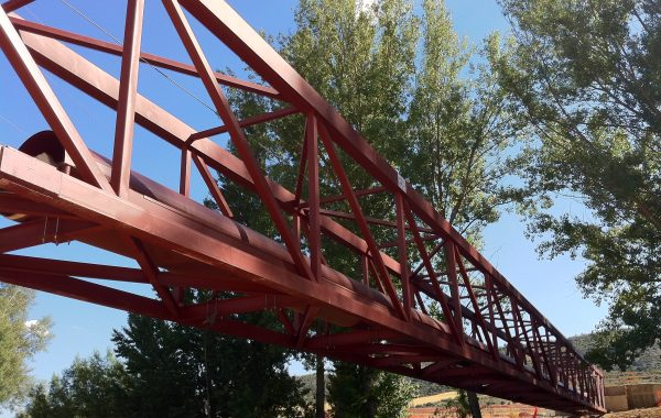 Puente 40 m. – TRAGSA