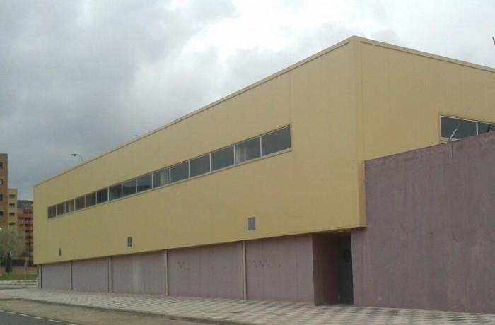 Polideportivo – DRAGADOS, S.A.