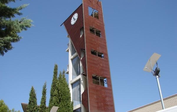 Cerramiento Reloj – UCLM