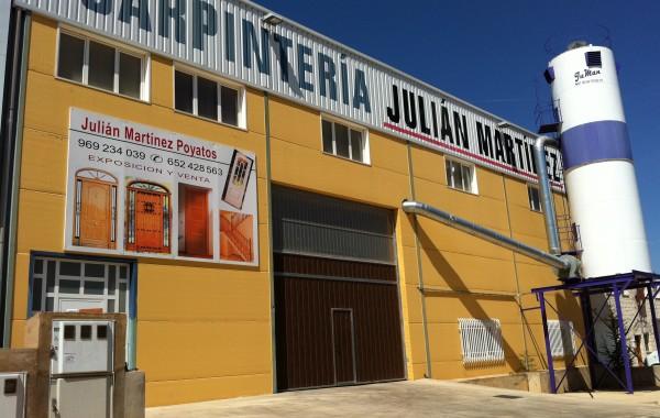 Nave Industrial – Julián Martínez