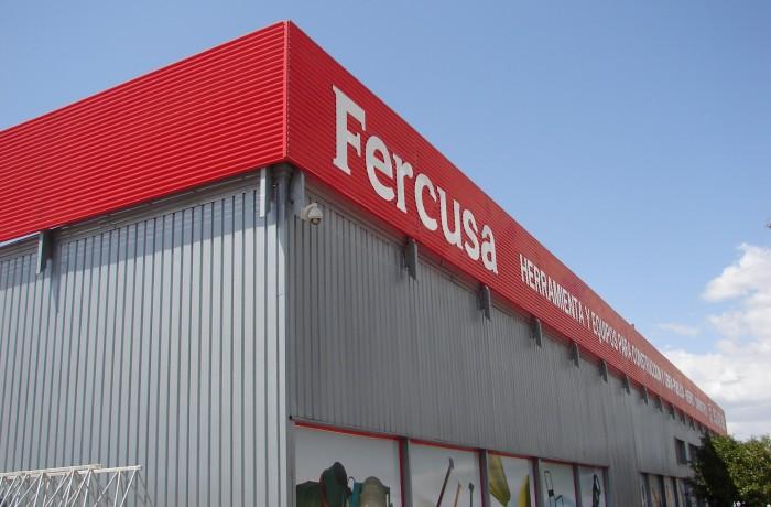 Nave industrial – Fercusa